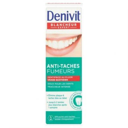 Denivit Tandpasta Anti-Vlekken Rokers 50ml