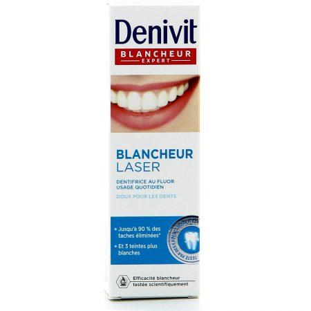 Denivit Tandpasta Blancheur Laser 50ml