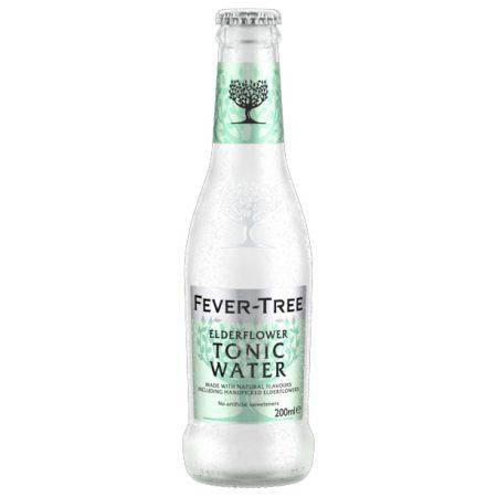 Fever-Tree Elderflower Tonic Water 200ml