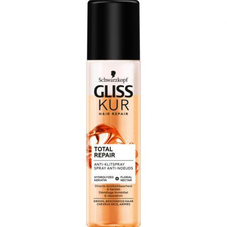 Gliss Kur Total Repair Anti - Klitspray 200ml