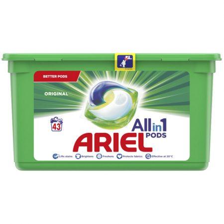 Ariel All-In-1 Pods Original 43 Wasbeurten