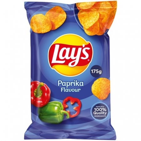 Lays Chips Paprika 175g