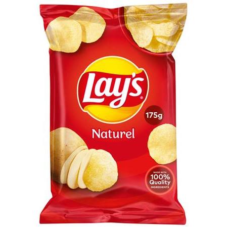 Lays Naturel 175g