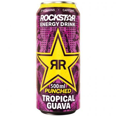 Rockstar Tropical 500ml