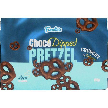fundiez choco pretzels