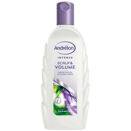 Andrelon Shampoo Intense Scalp & Volume 300ml