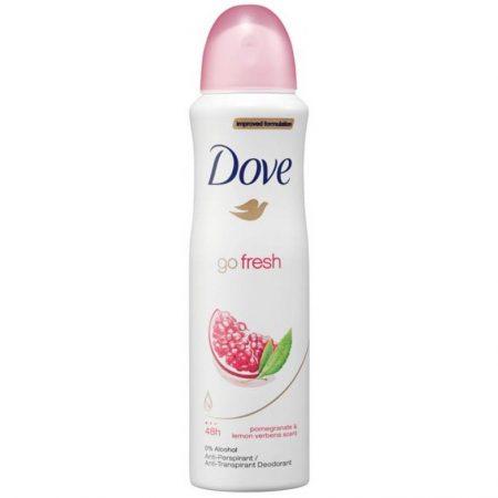 Dove Deodorant Go Fresh Pomegranate & Lemon Verbena 150ml