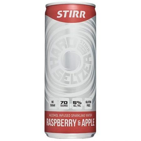 Stirr Raspberry & Apple 250ml