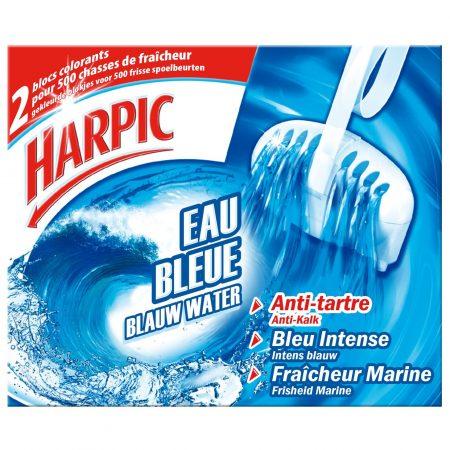Harpic Fresh Block Blauw Water 2 x 38gr