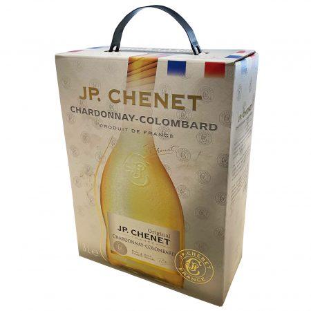 J.P Chenet Chardonnay - Colombard Fresh & Smooth 3L