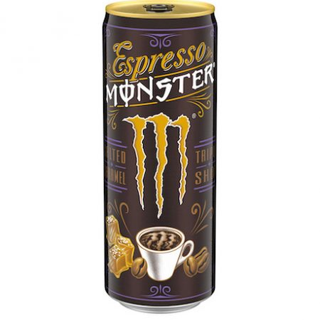 "Espresso Monster ""Salted Caramel"" 250ml"