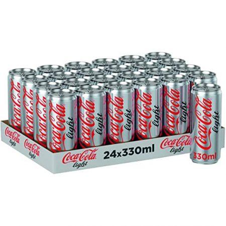 coca cola light 24x 33 cl