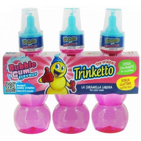 trinketto bubble gum 3x70ml