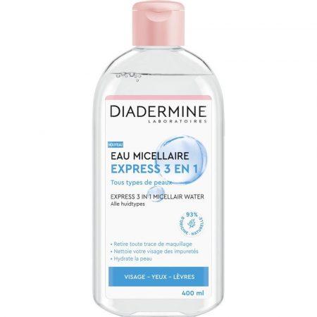 diadermine express 3in1 micellair water 400ml
