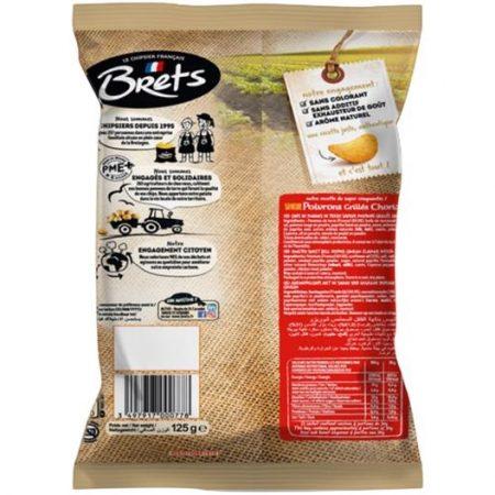 Brets chips 125gr Chorizo