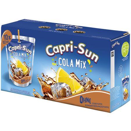 Capri Sun Cola Mix 10x20cl