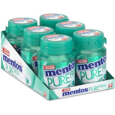 Mentos kauwgom pure fresh 6 x 60gr