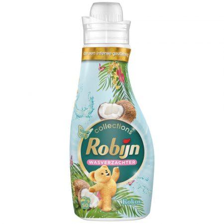 Robijn Wasverzachter Kokos 50 Wasbeurten 1,25l
