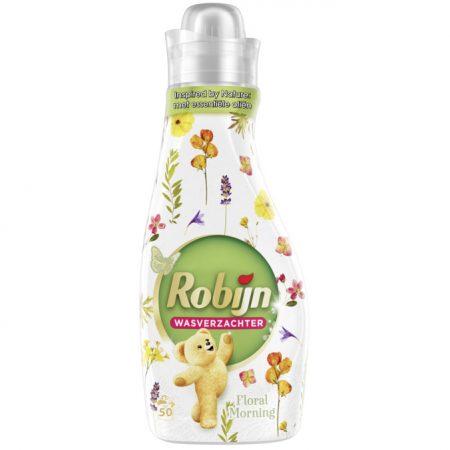 Robijn Wasverzachter Floral Morning 50 wasbeurten 1.25L