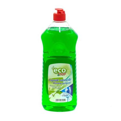 Eco top afwasmiddel 1l appel