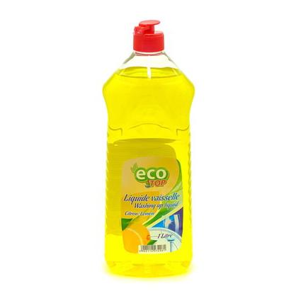 Eco top afwasmiddel 1l citroen