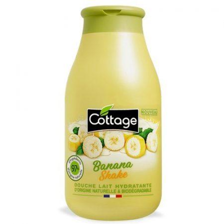 Cottage Douche Melk Hydratante Banana Shake 250ML