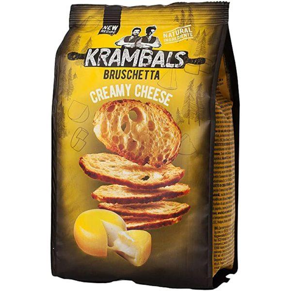 Krambals Bruchetta 70g Creamy Cheese
