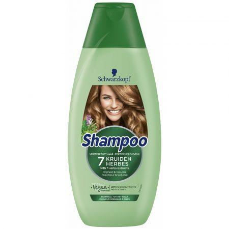 schwarzkopf shampoo 7 kruiden 400ml
