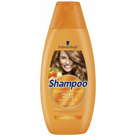 schwarzkopf shampoo perzik 400ml