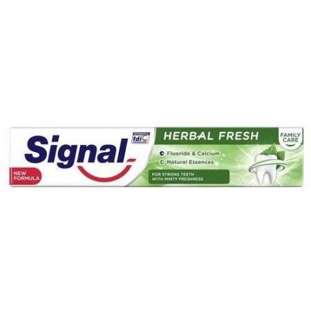 Signal Herbal Fresh 75 ML