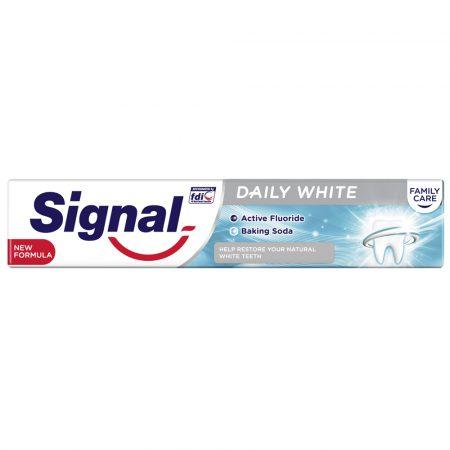 Signal Daily White 75ML
