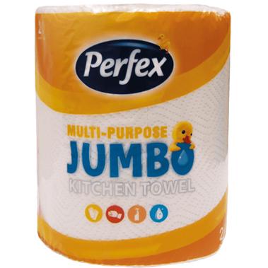 Perfex Jumbo Keukenpapier 2 Lagen