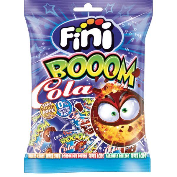 Fini Bubblegum Boom Cola 80g