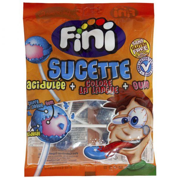 Fini Bubblegum Sucette 80g