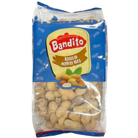 Bandito Roasted Nuts 290 gr