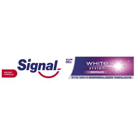 signal white system 75ml